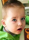 Артемий Аристов, эпилептиеская энцефалопатия, синдром Веста, требуется лечение в клинике Шён (Фогтаройд, Германия), 841224 руб.