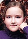 Разалина Ларионова, 9 лет, двусторонняя нейросенсорная тугоухость третьей степени, нужны слуховые аппараты. 113220 руб.
