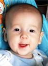 Артем Фаррахов, 8 месяцев, врожденная правосторонняя косолапость, спасет лечение по методу Понсети. 120000 руб.