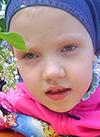 Надя Зенина, детский церебральный паралич, требуется вертикализатор, 173450 руб.