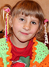 Кристина Аникина, расщелина верхней губы и нёба, дизартрия – нарушение произношения звуков, требуется лечение, 135000 руб.