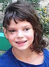 Настя Зубанова, детский церебральный паралич, задержка психомоторного развития, требуется курсовое лечение, 199200 руб.