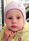 Маша Макарова, злокачественная опухоль – нейробластома правого надпочечника, 3-я стадия, спасет лечение в Университетской клинике (Кёльн, Германия), 8048492 руб.