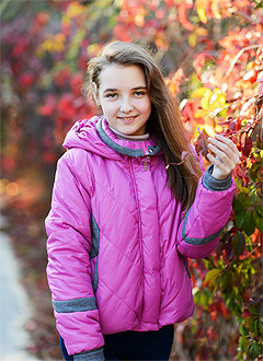 Наташа Черных, 12 лет, недоразвитие тазобедренных суставов, требуется реабилитационное устройство СВОШ. 78916 руб.
