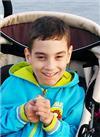 Максим Цуркан, 9 лет, детский церебральный паралич, требуется лечение. 199430 руб.
