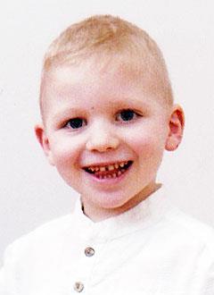 Илья Ракута, 4 года, сахарный диабет 1-го типа, требуются расходные материалы к инсулиновой помпе. 133675 руб.