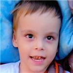 Кирюша Софронов, детский церебральный паралич, требуется лечение, 199430 руб.