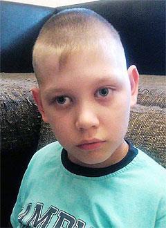 Валера Аккуратов, 13 лет, детский церебральный паралич, требуется лечение. 199430 руб.