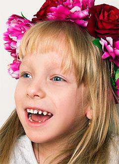 Уля Рябцева, 7 лет, детский церебральный паралич, требуется лечение. 199430 руб.
