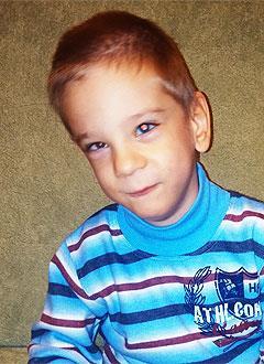 Дима Зайко, 6 лет, детский церебральный паралич, требуется лечение. 199430 руб.