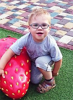 Миша Гунько, 5 лет, задержка психоречевого развития, требуется курсовое лечение. 199200 руб.