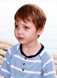 Илья Никульшин, 5 лет, сахарный диабет 1-го типа, требуются расходные материалы к инсулиновой помпе. 133675 руб.