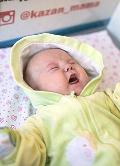 Арслан Скрипаль, 7 месяцев, бронхолегочная дисплазия, требуется лекарство. 681580 руб.