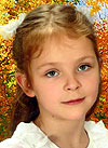 Милана Горбань, 6 лет, двусторонняя тугоухость 4-й степени, требуются слуховые аппараты. 206150 руб.