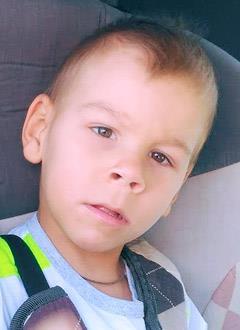 Семен Герасименко, 5 лет, детский церебральный паралич, требуется курсовое лечение. 199200 руб.