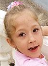Кира Платонова, 7 лет, детский церебральный паралич, требуется лечение. 140586 руб.