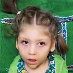 Лера Кудрявцева, детский церебральный паралич, требуется лечение, 199430 руб.