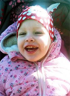 Юля Бойко, 6 лет, детский церебральный паралич, требуется лечение. 199430 руб.