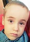 Данил Шпигель, 4 года, детский церебральный паралич, требуется инвалидное кресло-коляска. 219713 руб.