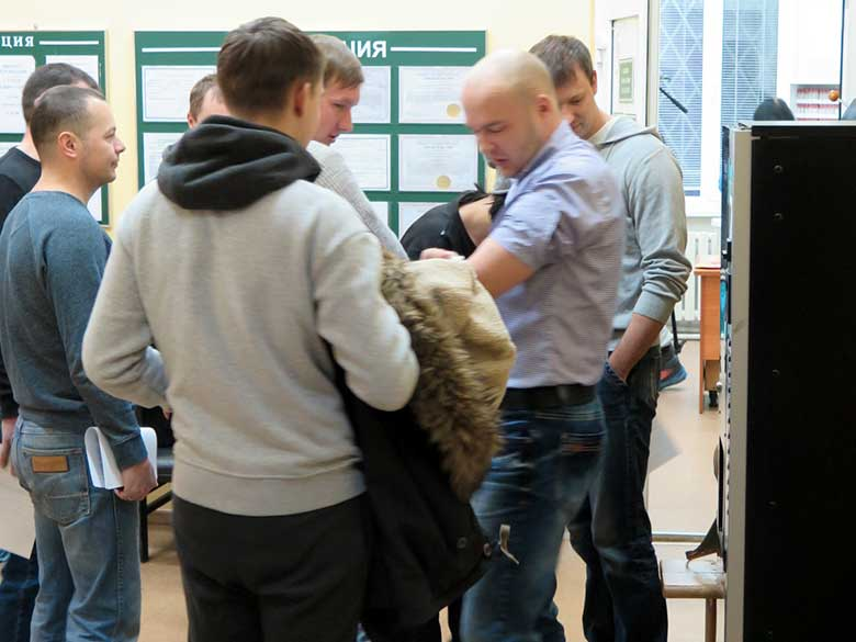 4. В Петропавловске-Камчатском в поликлинику пришли сотрудники Следственного комитета региона, чтобы сдать кровь